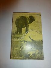 McCown, S. J. Elephants Have The Right Of Way 1st Edition First Printing 238