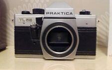 PRAKTICA TL 5B SLR Film Camera body spare or repairs