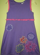HANNA ANDERSSON Pretty Embroidered Floral Dress 150 Girls 12-14