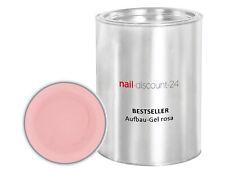 UV-Gel Aufbau Gel Rose 1000ml dickviskos elastisch Haftverstärker Builder Nail