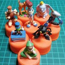 Disney x Kingdom Hearts Collaboration Bottle Cap Set of 8 Character Item