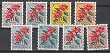 El Salvador - Mi.-Nr. 823-830 aus 1960 postfrisch - Blumen