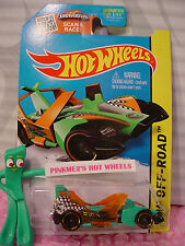 Case F 2015 TREASURE HUNT Hot Wheels JET THREAT 4.0 #95 US✰Green/Orange/Black✰