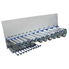 220x Schlauchschellen Rohrschellen Sortiment inkl. Rack Set Schellen 6-70mm