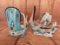 Women's snowboard bindings size S RIDEN ERIS #London 1065