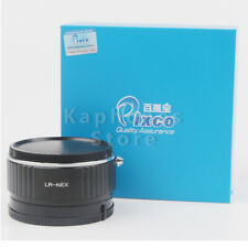 Camera Speed Booster Focal Reducer For Leica R Adapter Lens to Sony NEX 7 A6400