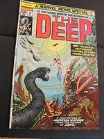 1977 Marvel Stan Lee The Deep Comic Book Movie Special Ocean Monsters #1 VOL 1
