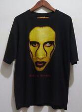 vintage 1997 90s MARILYN MANSON SEX IS DEAD t-shirt  S-XXL@@