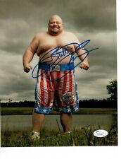Butter Bean Eric Esch Signed 8x10 Photo Autograph Boxing MMA JSA CERT auto WWE