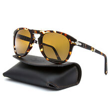 5a2d2a2b67f8 Sunglasses Persol 714 Folding 985/57 54-21 Large Folding Polarized