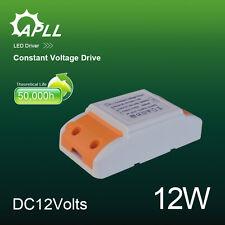 10X 12W  12V led driver transformer power supply for led light MR16 12V