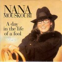 CD SINGLE Nana MOUSKOURIA day in the life of a fool French Promo 1 Tr CARD SL