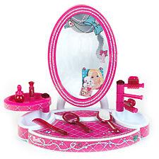 Theo klein 5378 Barbie Schönheitsstudio Tischversion mit Zubehör