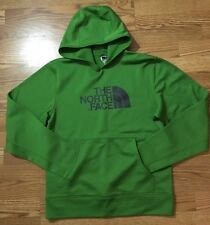 North Face Hoodie Men's Size Small Green Lightweight