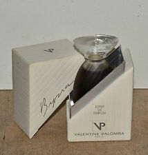 Vtg Valentine Palomba Perfume Byrsa Esprit De Parfum 30ml / 1 Fl. Oz. In Box