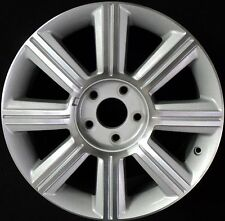 "Lincoln MKZ 2007 2008 2009 17"" 8 Spoke Factory OEM Wheel Rim C 3656 U10"