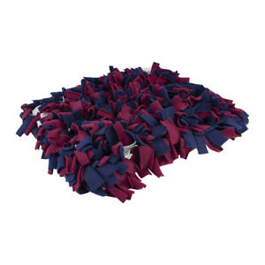 Scamper Pet Snuffle Mat for Dogs Puzzle Feeding Mat Treat Dispenser 5D