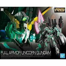 Bandai RG 1/144 Full Armour Unicorn Gundam Model Kit