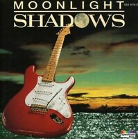 THE SHADOWS Moonlight Shadows CD BRAND NEW