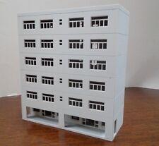 HO scale building ( Six - storey Building ) 1:100 HO gauge model train layout D