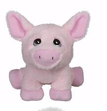 "Ganz Baby Girl Boy Plush Stuffed Animal Toy Heart Tuggers 8"" Pig"