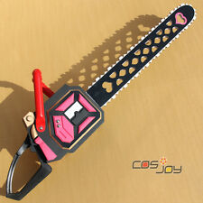 "47"" Lollipop Chainsaw Juliet Chainsaw PVC Cosplay Prop -0180"