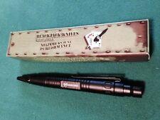 Tactical Pen by Blackjack Knives - Black - Self Defense - Control Device - BJ058