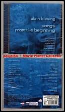 """ALAIN BLESING """"Songs From The Beginning"""" (CD) 2007 NEUF"""