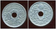 20 centimes  ZINC LINDAUER   1945   ( 1 )  ( bis )