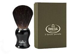 Omega 666 Pure Badger Shaving Brush