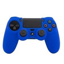Maletas, fundas y bolsas fundas azules de piel para consolas y videojuegos