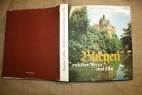 Fachbuch Burgenkunde, 30 Burgen in Wort und Bild, Mitteldeutschland, Burgenbau