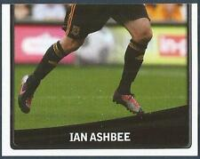 PANINI NPOWER CHAMPIONSHIP 2011- #145-HULL CITY-IAN ASHBEE-BOTTOM HALF