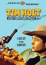 TIM HOLT WESTERN CLASSICS 1 (5PC) Region Free DVD - Sealed
