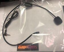 "Micrófono 3.5mm Flexible Auriculares 30"" Audio para GOPRO Drift Ghost Ion"