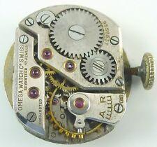Omega Wristwatch Movement - Caliber R13.5  -  Spare Parts, Repair!