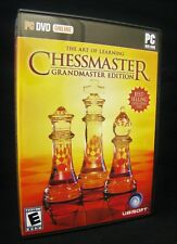 Chessmaster Chess Master Grandmaster Grand Master Edition PC Game