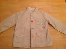 Beige Girls 'Cool Babe' Jacket - Age 2-3