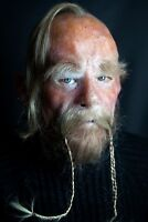 """""""Viking Björn"""" Silicone Mask  High Quality, Unique Active Realistic Halloween"""