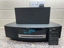 More details for bose wave music system with dab module - doesn't play cd's