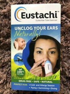 Eustachi Eustachian Tube Exerciser- Unclog Your Ears Naturally