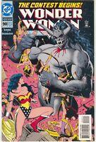 Wonder Woman 90 2nd Series DC 1994 NM Brian Bolland 1st Artemis