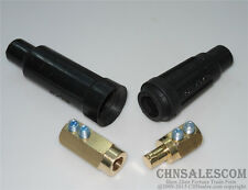 250A-400A Welding Cable Rapid Connector