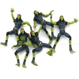 Lot 5x Marvel Legends Universe TOAD Action Figure 2008 Wolverine X-men