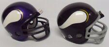 Riddell- NFL Pocket Pro Helmet Minnesota Vikings >2x Set w/Throwback