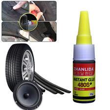 Mighty Tire Repair Glue Tyre Puncture Sealant Bike Car Tire Repair Patch Craft