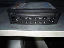 96545978  SIEMENS VDO AUTORADIO PEUGEOT 307 CC ANNO 2006