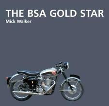 The BSA Gold Star Par Mick Walker, Neuf Livre ,Gratuit & , (Livre de Poche)