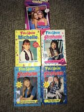 Lot Of 5 Books - 4 Full House Books, 1 Our Lips Are Sealed