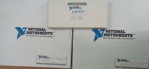 National Instruments Labview - 1989 - Für Macintosh - Komplett, Unbenutzt